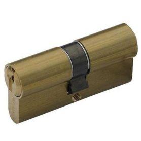 Centraggio YL5 Europerfil cilindro 80 millimetri in ottone Yale Azbe