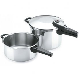 Pot Set super- pressione rapid a Titan 4 / 6L alza