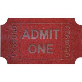 Zerbino tappeto 40x70 cm Dintex biglietto kala
