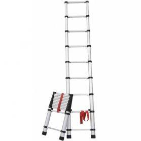 Estensibile 2,46m tubo scaletta Ferral