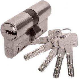 35x35 c6 sicurezza cilindro nichel lince