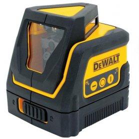 laser autonivelante 360 e la linea verticale DeWalt