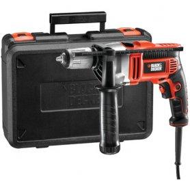 800W Hammer Drill con la cassa nera DECKER