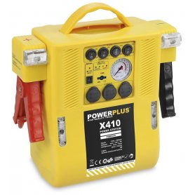 Starter Batteria Powerplus POWX410