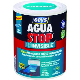 Invisibile arresto 1 litro di acqua ceys