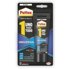 Pattex uno per tutti il tubo universale (142gr) bianco henkel
