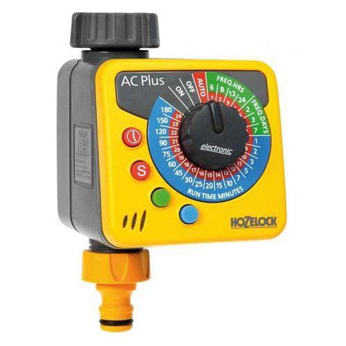 Elettronico di irrigazione programmatore plus ac hozelock for Programmatore di irrigazione
