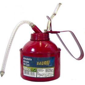 Alcuza 1/2 litro metal il collo flessibile Mader