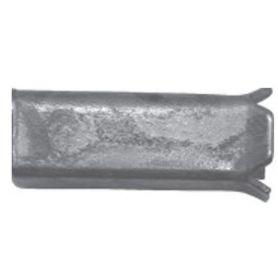 Cuadradillo riduttore 8 di zinco 6 millimetri placcato Micel