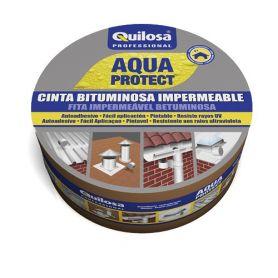 nastro Bituminos Quilosa Aqua Protect 10mts nero