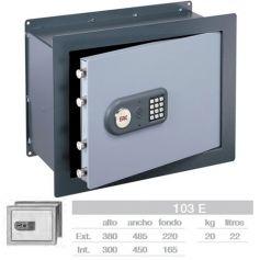 incasso cassaforte elettronica 103-E Fac