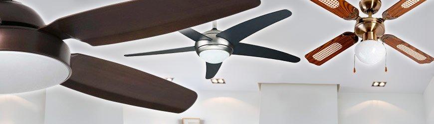 Tienda online de Ventilatori A Soffitto