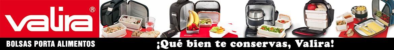 Valira - Bolsas porta alimentos