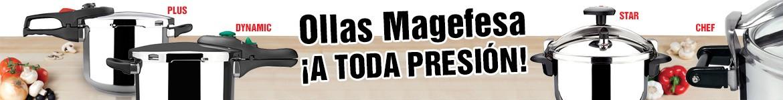 Ollas Magefesa - Septiembre 2016