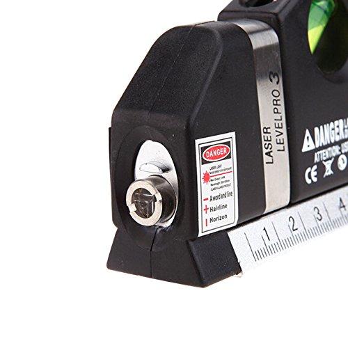 el nivel láser multipropósito DAMPOT es una herramienta multifunción que presenta varias ventajas como la de ser muy liviana con sus 240 gramos de peso, ser compacta, muy precisa y sencilla de utilizar, que la hacen una herramienta ideal para comprar y realizar tareas de bricolaje