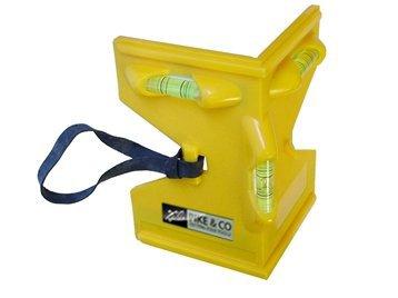 Cutting Edge Post iecturas/para tuberías de nivel es una herramienta de nivel de gran calidad. Este nivel de fijación cuenta con una garantía mínima de 3 años.