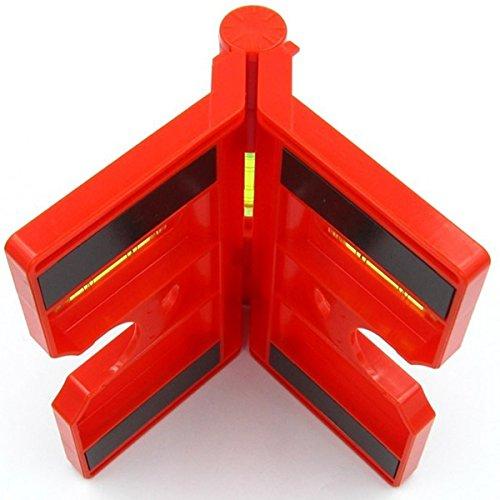 Las ventajas del nivel tuberia magnetico DyNamic HACCURY 340 grados son muy diversas, como por ejemplo ser una herramienta de nivelación muy compacta. El nivel de tubería DyNamic HACCURY también puede ser utilizado en diversas superficies magnéticas y no magnéticas.