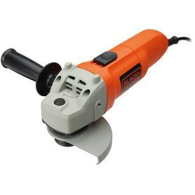 Mini grinder 750w 115mm black decker