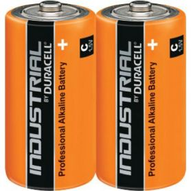 Alkaline batterij LR14 Red Medium Duracell Industrial 2 eenheden