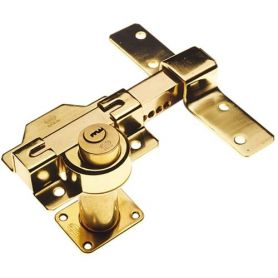 Veiligheidsslot 4-88x153 goud amig