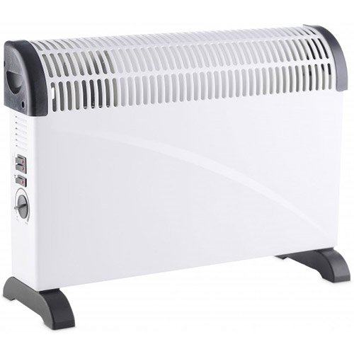 Turbo convector 750 1250 2000w gsc evolution - Gsc evolution ...