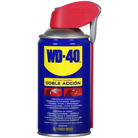 WD 40 Dual Action Glijmiddel Cleaner