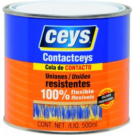 Contact Contactceys boot Cola 500ml Ceys