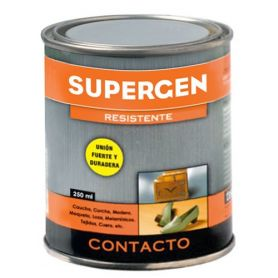 Contact Adhesive 250ml SUPERGEN gele boot