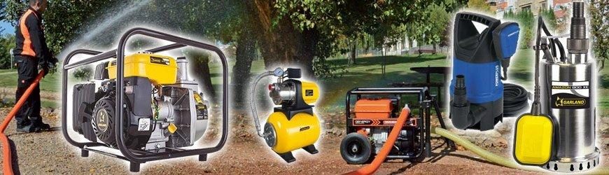 Waterpompen online