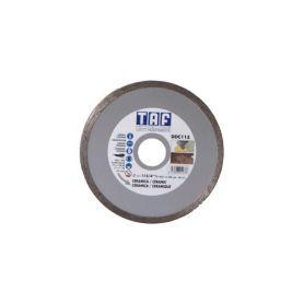disco de diamante cerâmica 115x22 Taf DDC115