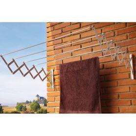 Acordeon rack de secagem ac-100 epóxi 100x23x71 cm cuncial