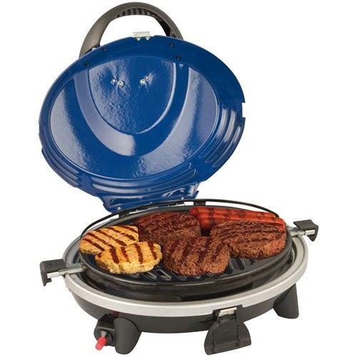 stove- churrasco 3 en 1 a CV470 cartucho Campingaz