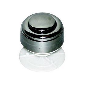 botão universal Tyfon-cyclon abs cromo Fominaya