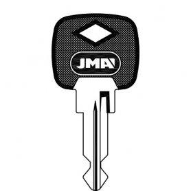 veículos chave CHRYSLER CHR-3P (saco de 10 peças) JMA
