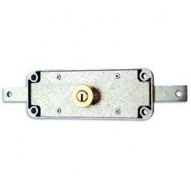 porta cilindro de fecho central ø28 obturador 582 c / tampão aga