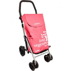 Lett450 carrinho Red Velvet Carlett