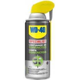 Especialista em contato mais limpo WD40