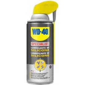 silicone especialista WD40 lubrificante