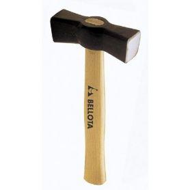 Flowerpot pedreiro madeira de faia alça Acorn 5308-BN