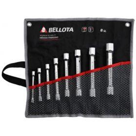 8 teclas de jogos de tubos Bellota 6494-8 BS