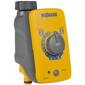 Programador sensor eletrônico controlador de irrigação Hozelock