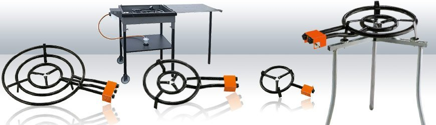 Loja online Grelhas para fogão a gás