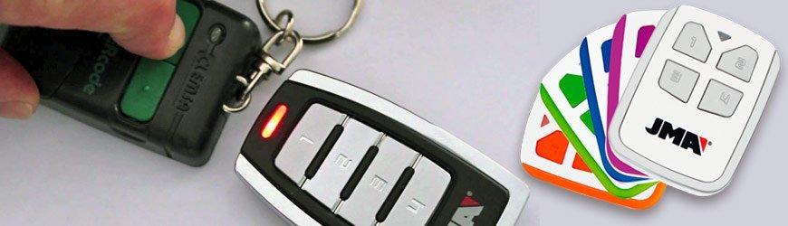 Loja online Controles De Garagem