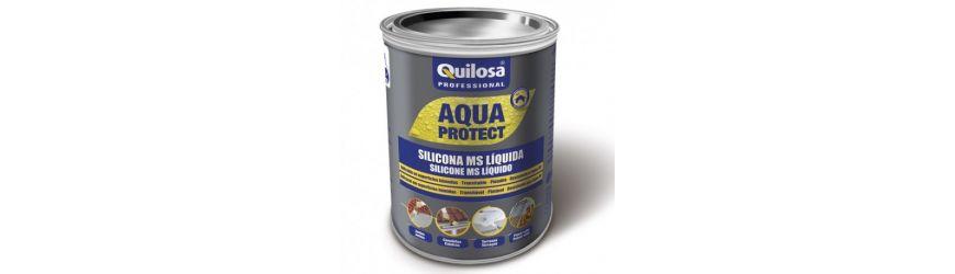 Loja online MS Líquido Silicone Quilosa Do Aqua Protect