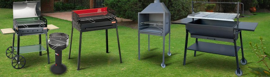 Loja online Barbecues a carvão
