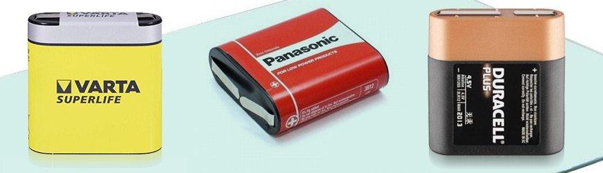 Loja online Baterias Petaca (4,5V)