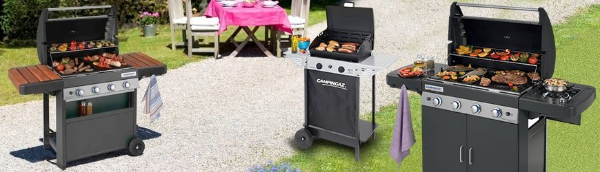 Loja online Barbecues a gás Campingaz