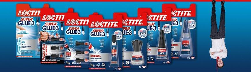 Loja online Loctite Super Cola 3