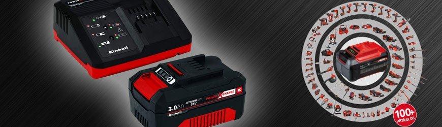 Loja online Battery Power X-Change