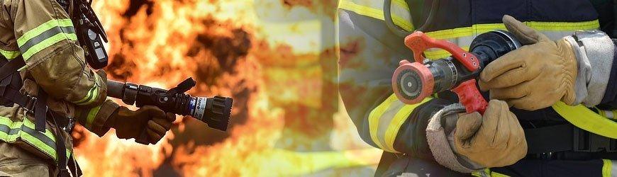 Loja online Luvas De Combate A Incêndios